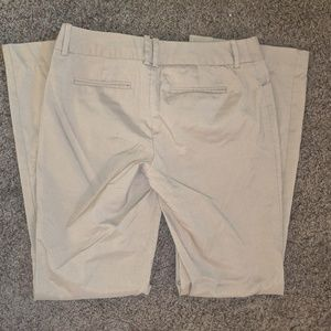 Mossimo Khaki Dress Pants Size 6 Fit 3